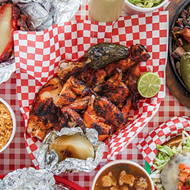"Los Nortenos Pollos Asados is Closed for ""Remodeling"" — But Really for Smoke Problems"