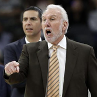 Gregg Popovich Ejected From Spurs Game For Well, Being Coach Pop