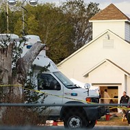 Sutherland Springs Resident Shot at, Helped Take Down Church Shooter