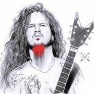 "A New DVD Featuring Darrell ""Dimebag Darrell"" Abbott Is Coming out This Month"