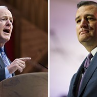 Cruz, Cornyn Still Technically Backing Senate Nominee Accused of Sexual Assault