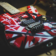 Eddie Van Halen's Guitar Returned to Hard Rock Cafe