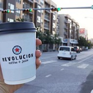 New Revolucion Coffee + Juice Opening Downtown in 2018