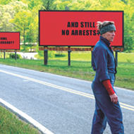 Frances McDormand Shines in the Dark Comedy <i>Three Billboards Outside Ebbing, Missouri</i>