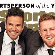 Sports Illustrated Names J.J. Watt, José Altuve Sportsperson of the Year Honorees