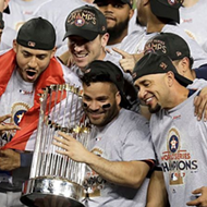 The Houston Astros are Bringing Their Championship Trophy to San Antonio