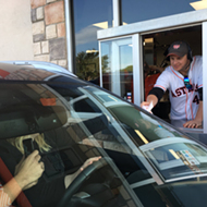 Houston Astros Players Take Over Windcrest Whataburger