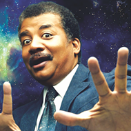 Neil deGrasse Tyson Wants You to Get Your Shit Together (Because the Universe Doesn't Care About You)