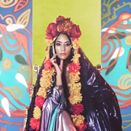 "Femina-X Releases Stunning Aztec-Inspired Video for ""Black Tongue"""
