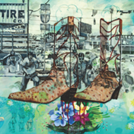 Swimming in 'Common Currents': Artists Dive Into 300 Years of San Antonio History