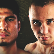 Mikey Garcia, Sergey Lipinets Go Head-to-Head at Freeman Coliseum This Saturday
