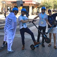 Tech Startup Blue Duck Picks SXSW to Promote a New Spin on Ride Sharing