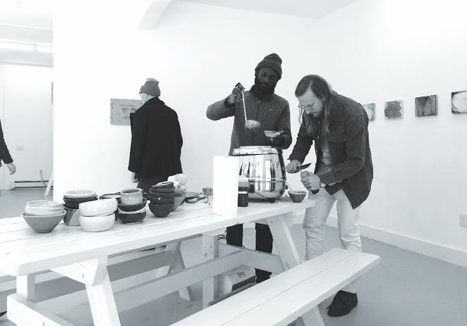 san antonio 39 s food art scenes combine for sala diaz chili cook off artslut. Black Bedroom Furniture Sets. Home Design Ideas