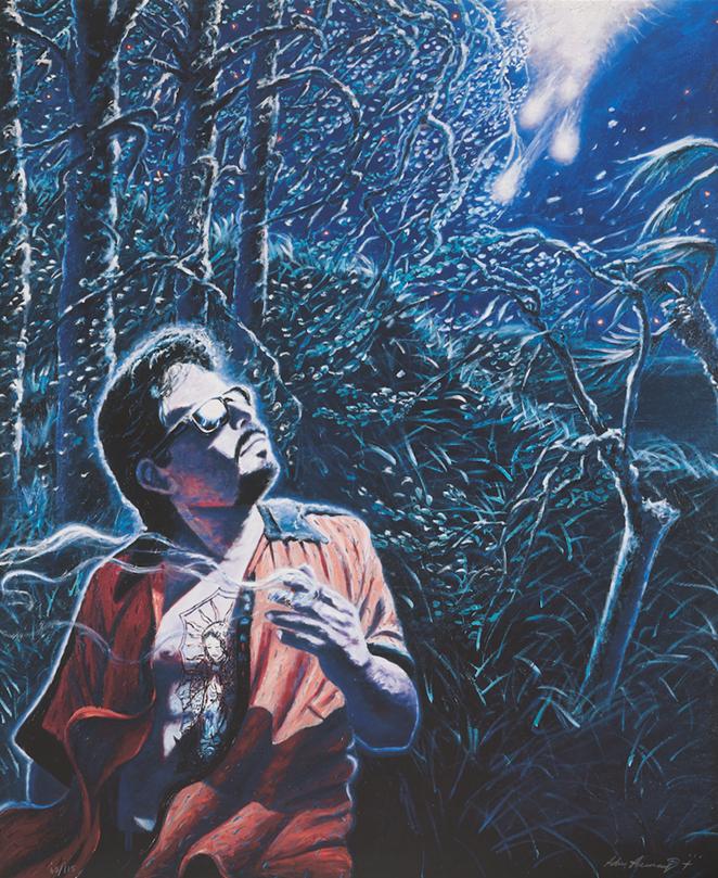 """""""La Estrella Que Cae"""" - ADAN HERNANDEZ"""