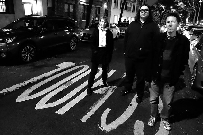 Yo La Tengo emerged during the '90s as an indie-rock institution. - COURTESY PHOTO