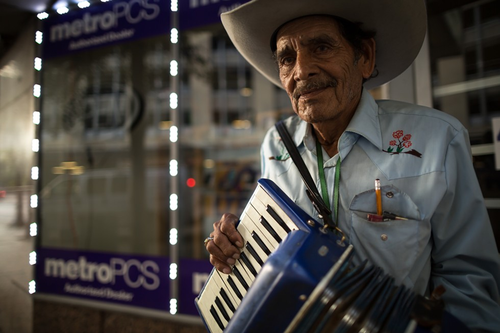 MICHAEL CIRLOS FOR HUMANS OF SAN ANTONIO