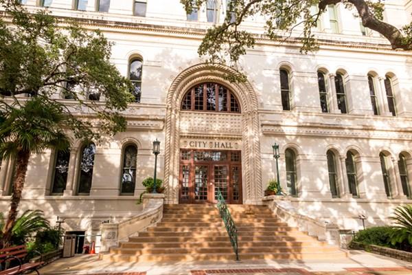 San Antonio City Hall - SHUTTERSTOCK
