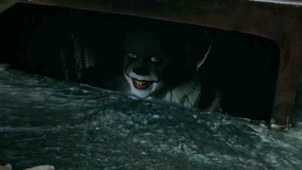 """""""We all float down here... Especially after it rains!"""""""