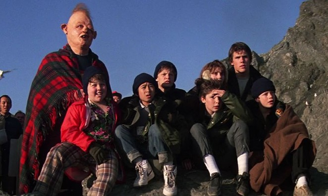 """""""That's The Goonies in a nutshell: we keep fighting even when it seems like a done deal,"""" producer Molly Shalgos said of her decision to do a live script read of he movie to benefit RAICES."""