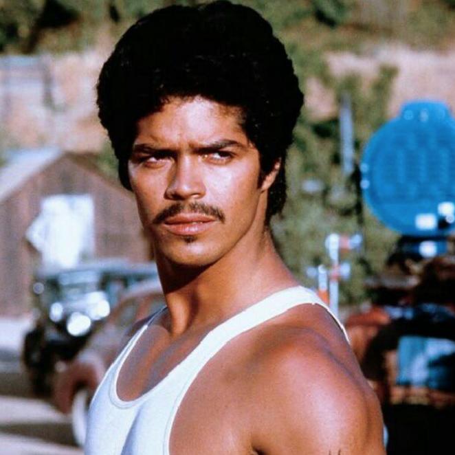 Esai Morales in the 1987 film La Bamba - PHOTO VIA INSTAGRAM