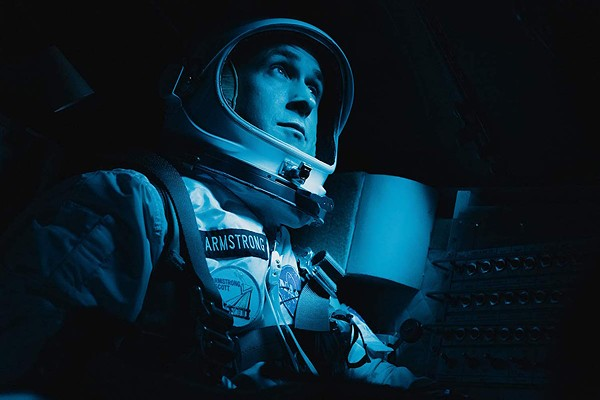 First Man - UNIVERSAL PICTURES