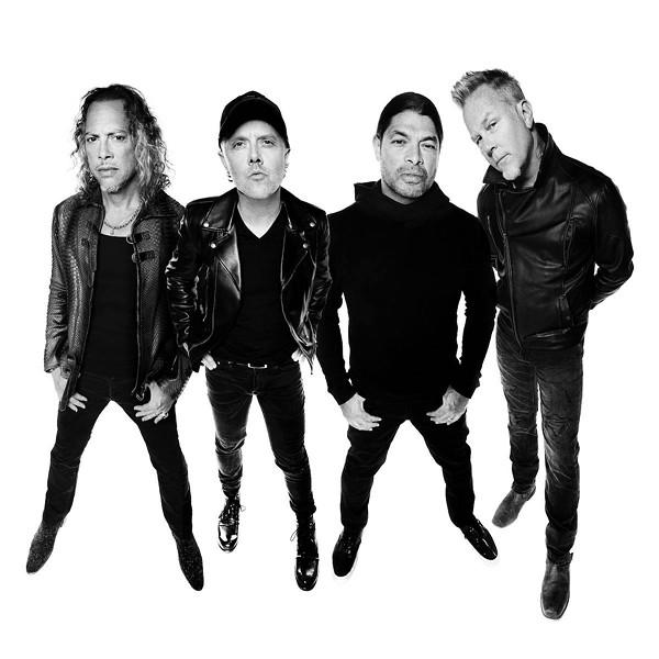 Metallica - COURTESY