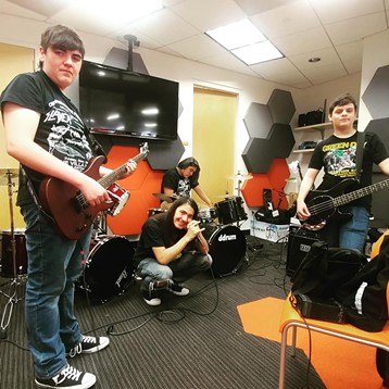 San Antonio's Z-Pocalypse, made up of graduates of the High Voltage program, also will perform. - VIA FACEBOOK
