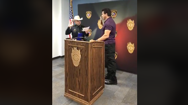 FACEBOOK / BEXAR COUNTY SHERIFF'S OFFICE