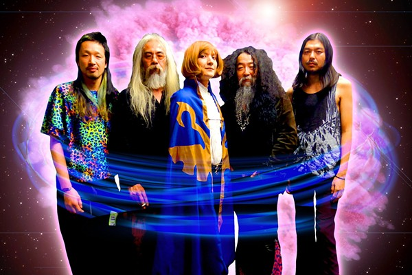 FACEBOOK / ACID MOTHERS TEMPLE
