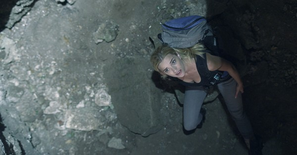 Actress Brianne Howey plays Jackie in Time Trap. - COURTESY OF PALADIN