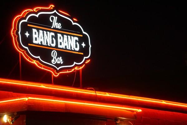 FACEBOOK, BANG BANG BAR