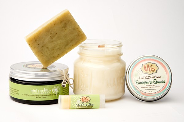 IN THE WEEDS NATURAL SKIN CARE