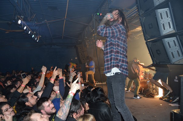 Every Time I Die - CHRIS CONDE