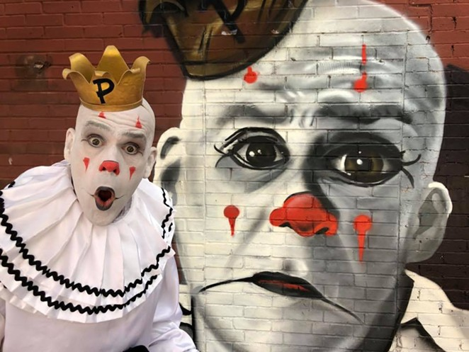 FACEBOOK, PUDDLES PITY PARTY