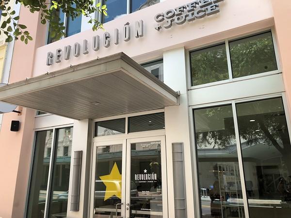 Revolucion Café + Juice - COURTESY OF REVOLUCION CAFÉ + JUICE