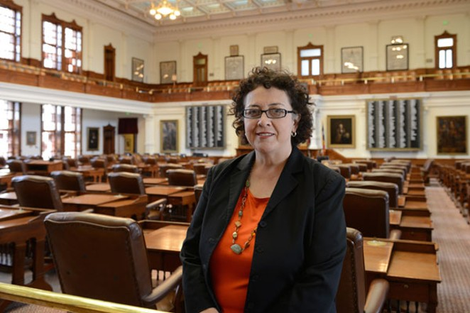 COURTESY OF STATE REP. CELIA ISRAEL (D-AUSTIN)
