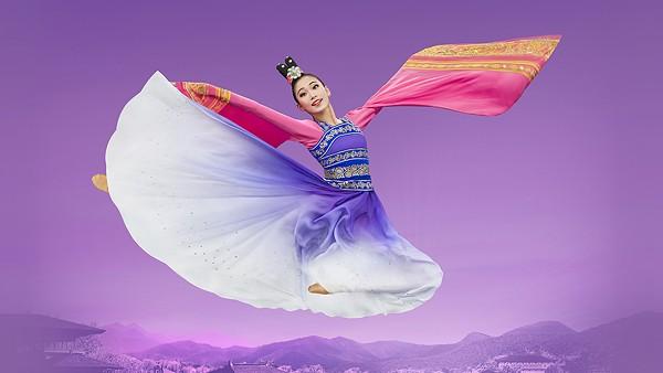 COURTESY OF SHEN YUN PERFORMING ARTS