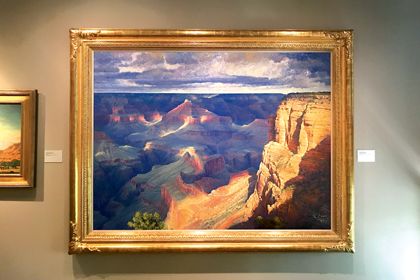 COURTESY OF BRISCOE WESTERN ART MUSEUM