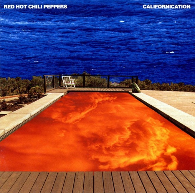 FACEBOOK, RED HOT CHILI PEPPERS
