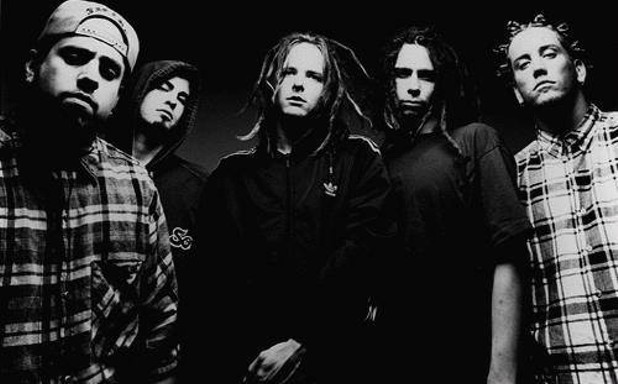 Korn looking young as heck - FACEBOOK, KORN