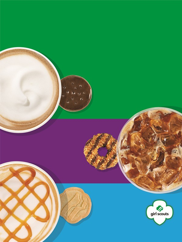 COURTESY OF GIRL SCOUTS OF THE USA