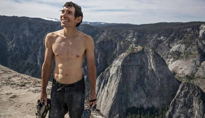Free Solo - NATIONAL GEOGRAPHIC DOCUMENTARY FILMS