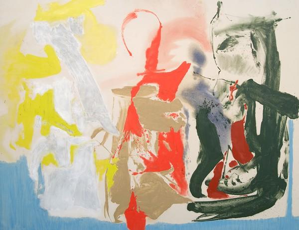 Friedel Dzubas, Untitled