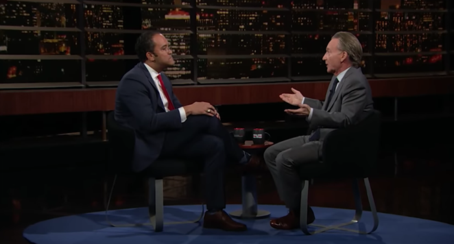YOUTUBE / REAL TIME WITH BILL MAHER