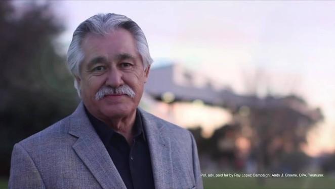 Democrat Ray Lopez - FACEBOOK / RAY LOPEZ FOR STATE REPRESENTATIVE 125