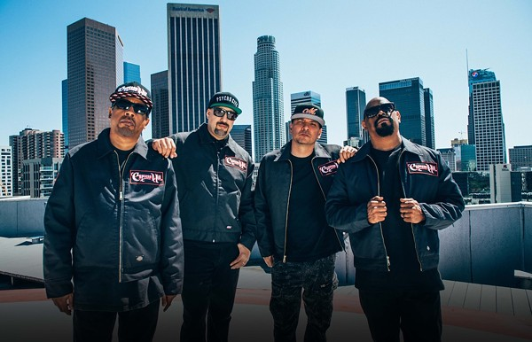 COURTESY OF CYPRESS HILL