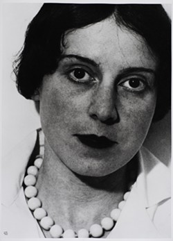ILSE BING, SELF-PORTRAIT, PARIS, 1931