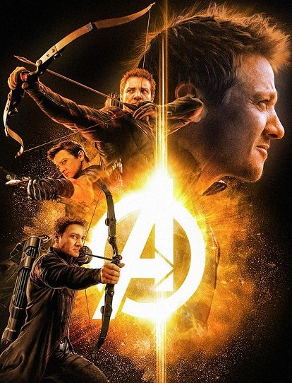 The Avengers Hawkeye Aims For San Antonio For Celebrity Fan Fest