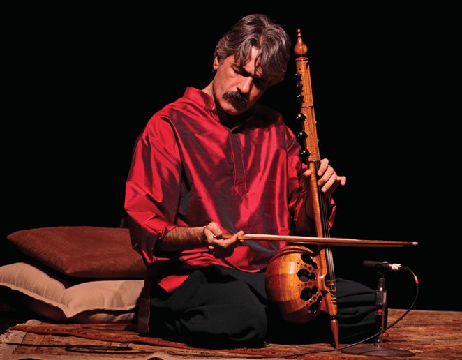 Kayhan Kalhor - COURTESY OF INTERNATIONAL MUSIC FESTIVAL