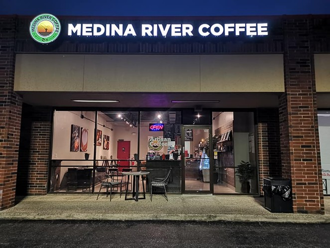 MEDINA RIVER COFFEE